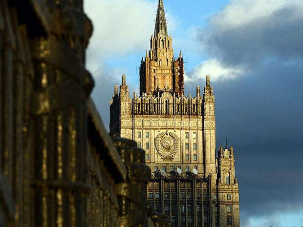 Россия объявила о высылке румынского дипломата