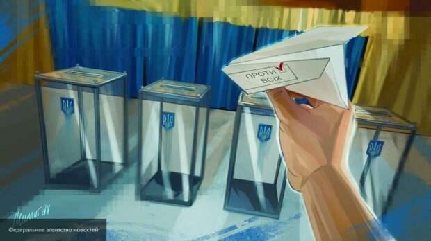 Грядущие выборы способны выбить из-под Зеленского «стул власти»
