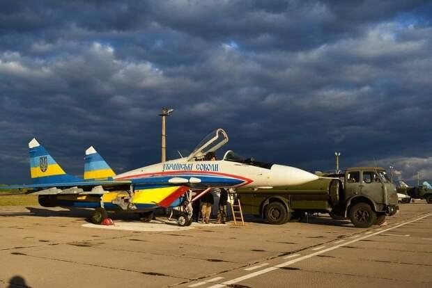 The National Interest: Всего за год Украина лишилась почти двухсот военных самолетов
