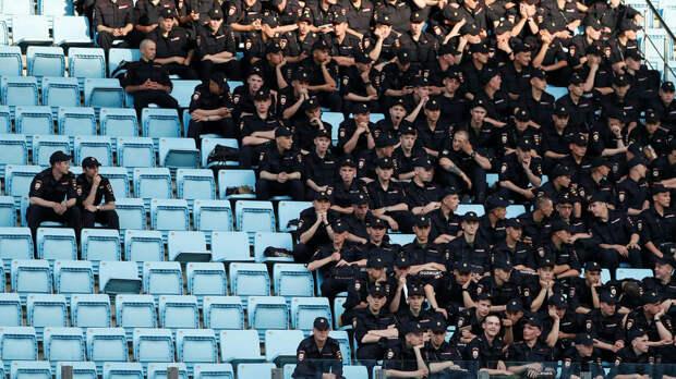 В Петербурге на время ЧЕ вводятся усиленные меры безопасности