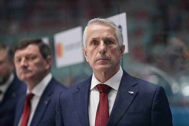 Боб Хартли стал лучшим тренером прошедшего чемпионата КХЛ