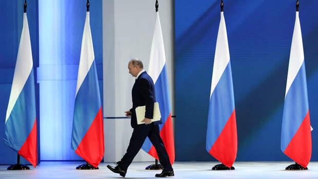 Путин рассказал, как будет приниматься решение по открытию границ