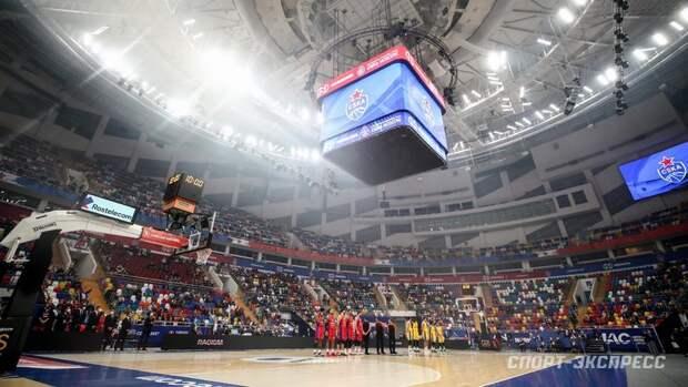 СМИ: четвертьфинальная серия Евролиги ЦСКА— «Фенербахче» состоится вовремя