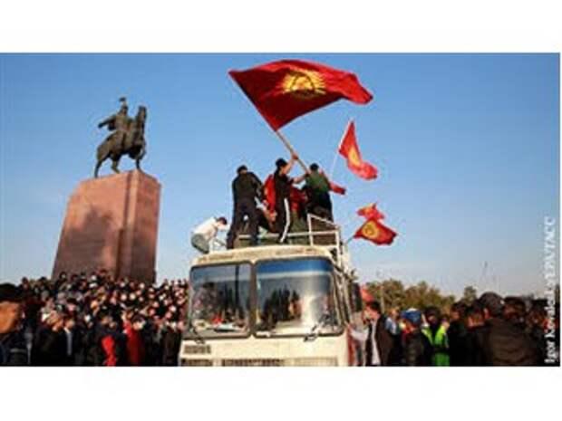 Среди элит Киргизии развернулась битва в духе «Игры престолов»