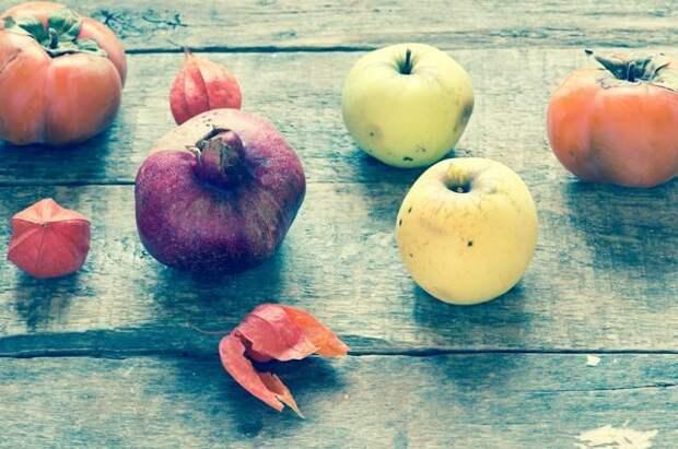 Самые полезные фрукты сезона