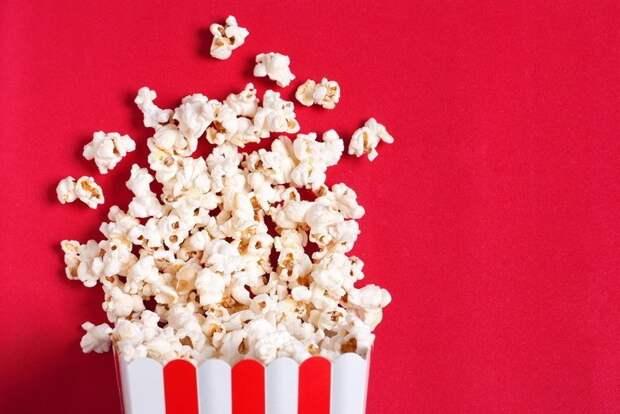 5. Попкорн аминокислоты, вред, еда, здоровые, мифы, польза, холестерин