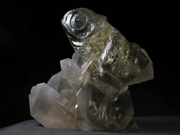 Великолепная резьба по камню: 17 потрясающих работ