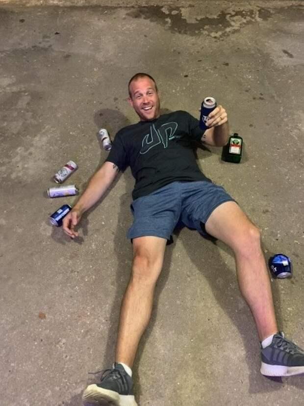 Пьяные и смешные (15 фото)