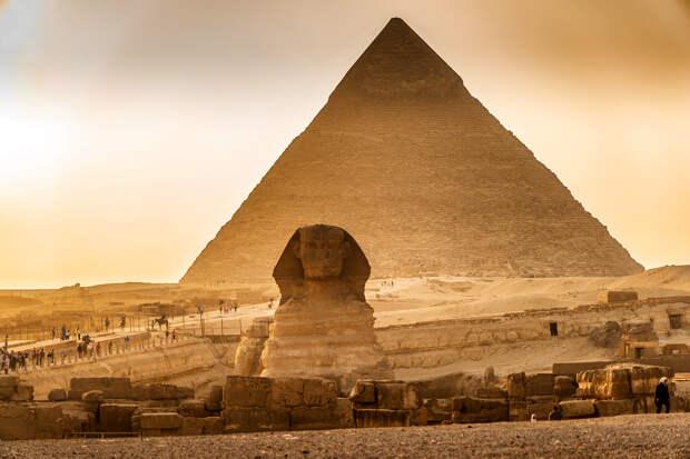 Раскрыты инженерные хитрости, благодаря которым египтяне в древности доставляли блоки к пирамидам