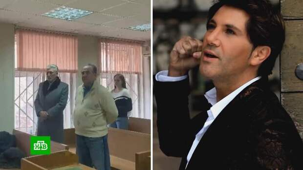 Похитителей певца Авраама Руссо освободили от наказания в зале суда