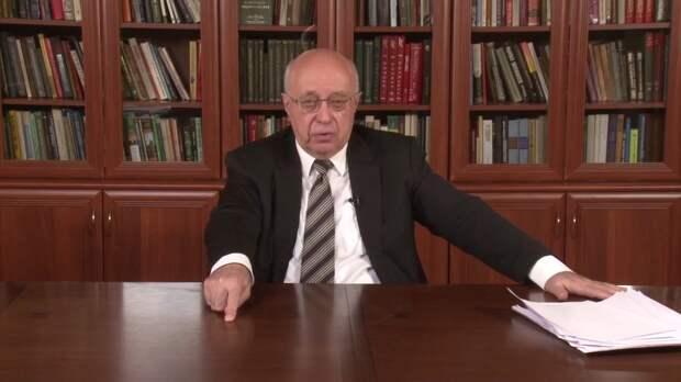 Сергей Кургинян: коронавирус — его цель, авторы и хозяева