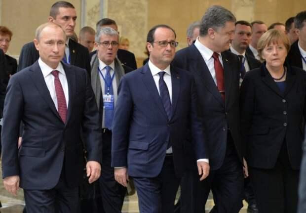 Удар под дых Порошенко: Европа разрывает Минские соглашения