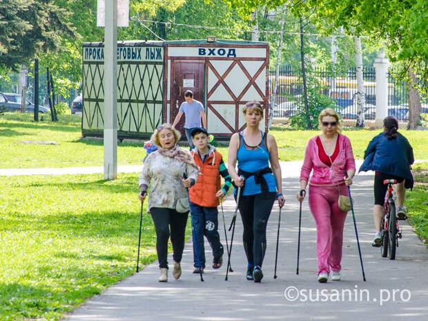 Участников международного фестиваля скандинавской ходьбы в Ижевске пустят на трассу только со справкой об отсутствии коронавируса