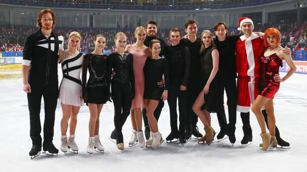 В ФФККР отреагировали на информацию о возможном названии российской сборной на ЧМ по фигурному катанию