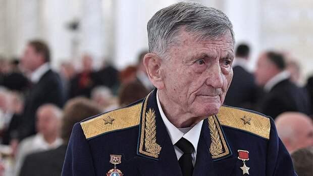 Советский летчик-ас Сергей Макарович Крамаренко скончался на 98-м году жизни