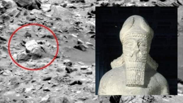«Ложки» и «человеческие кости» – находки на поверхности Марса