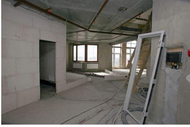 В России вырос спрос на материалы для ремонта