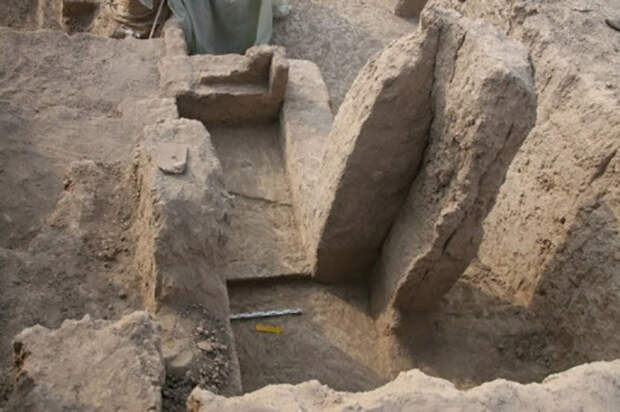 Раскопки Джирофта.