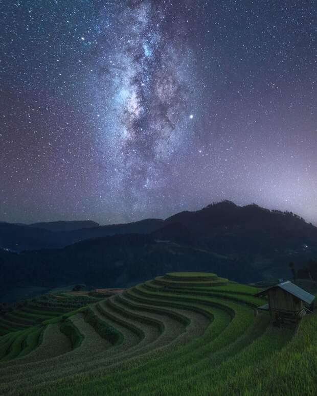 Неземная красота планеты Земля в объективе Алессио Костантини