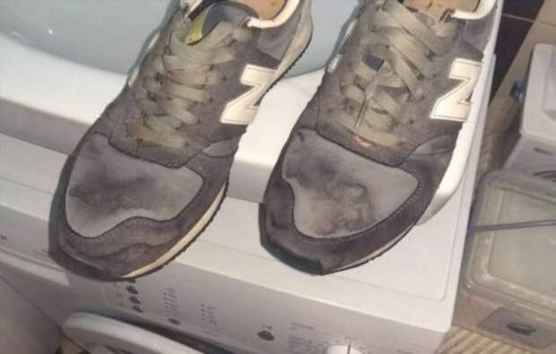 Как стирать спортивную обувь в машинке-автомат, чтобы потом не пришлось выбрасывать кроссовки