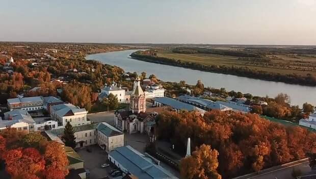 В Рязанской области предложили сформировать четыре туристических центра