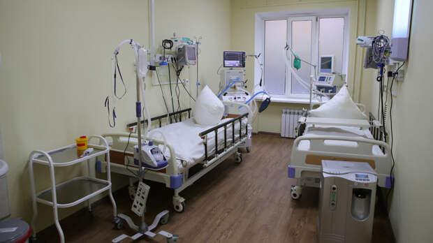 Число ковидных коек вКДЦ «Здоровье» вРостове сократили вдвое