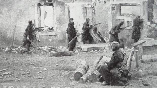 Что творили французы на территории Советского Союза