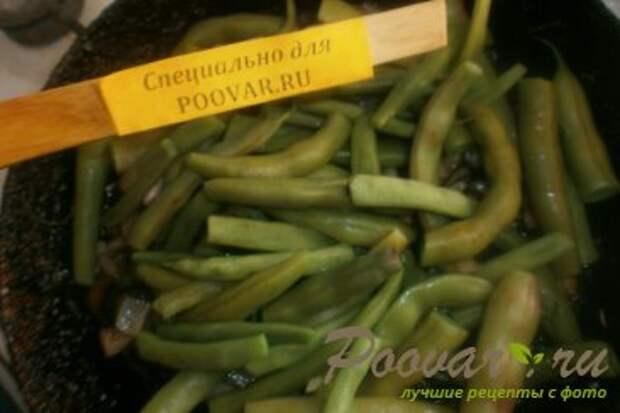 Однажды, попробовав в гостях, этот салатик с фасолью и грибами…он навсегда остался в моей книге рецептов!
