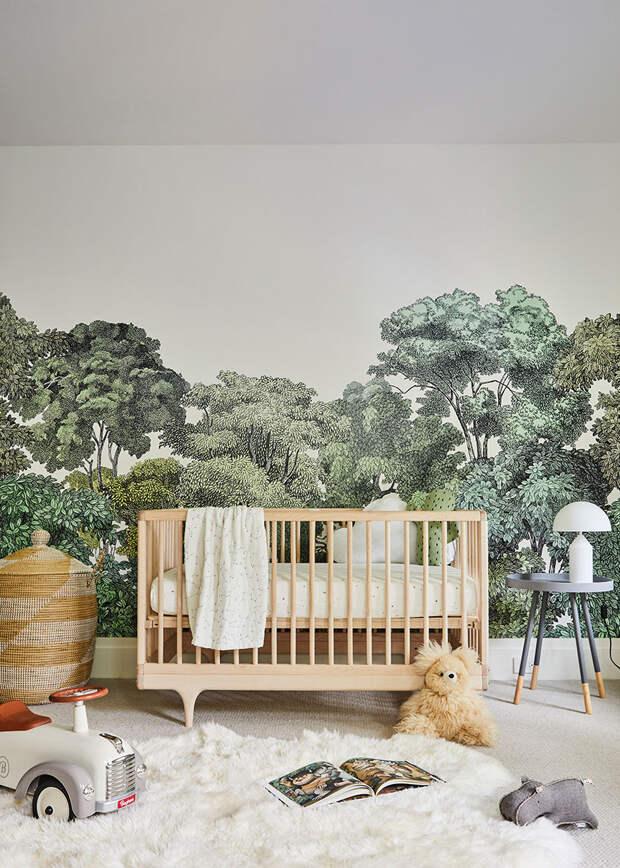 Светлый дом для семьи с детьми в пригороде Нью-Йорка