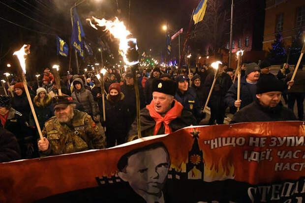 Героизация Бандеры настроила Европу против Украины