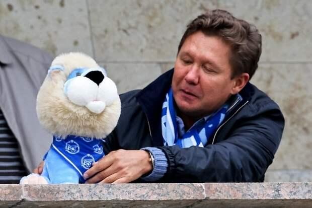В Санкт-Петербурге «Газпромом» будет создана еще одна команда, ставящая целью успешное выступление в Лиге чемпионов