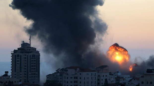 ХАМАС объявил о готовности прекратить боевые действия с Израилем
