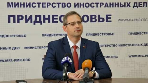 МИД Приднестровья  обсудил с ОБСЕ задержания в аэропорту