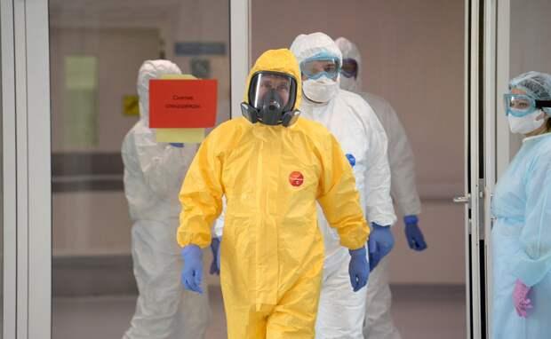 Путин отметил успехи России в борьбе с коронавирусом