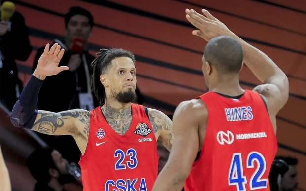 ЦСКА стал первым клубом в истории Евролиги, одержавшим 400 побед