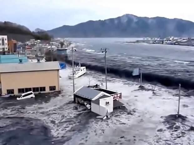 Власти США испугались русского ядерного цунами