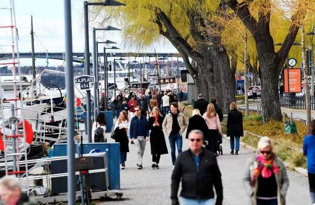 Швеция признала, что зря она меры предосторожности проигнорировала