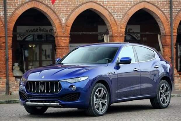План контрудара: экстремальный Maserati Levante ответит «немцам»