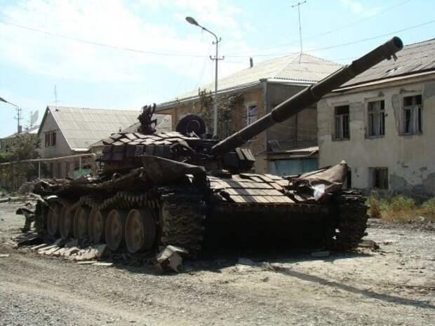 Украина может пойти по стопам Грузии и повторить ее печальный опыт 2008 года