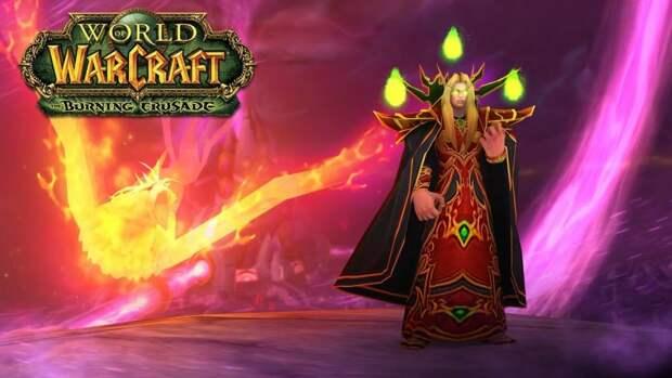 World of Warcraft: The Burning Crusade Classic выйдет на второй день лета