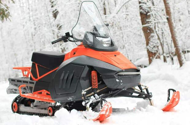 ТОП-10 лучших снегоходов для охоты и рыбалки!