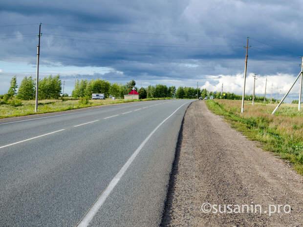 Из-за велогонок под Ижевском перекроют участок объездной