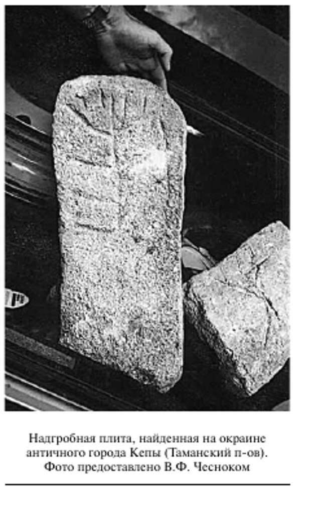 Иудаизм в Хазарии по данным археологии