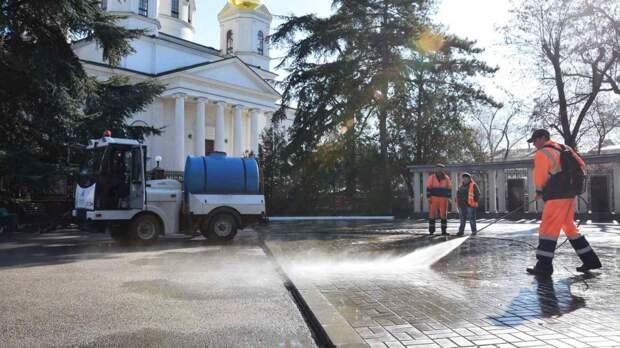 Чистый город – качественная работа