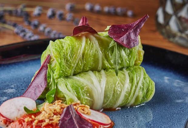 Голубцы из китайской капусты: невероятно вкусно