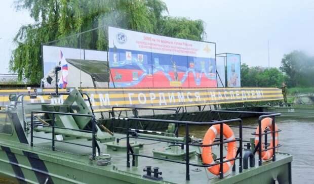 Военные инженеры ЮВО прибыли в Волгоградскую область в рамках проекта «Сплав памяти»