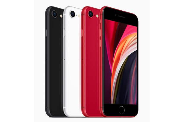 Apple представила бюджетный iPhone