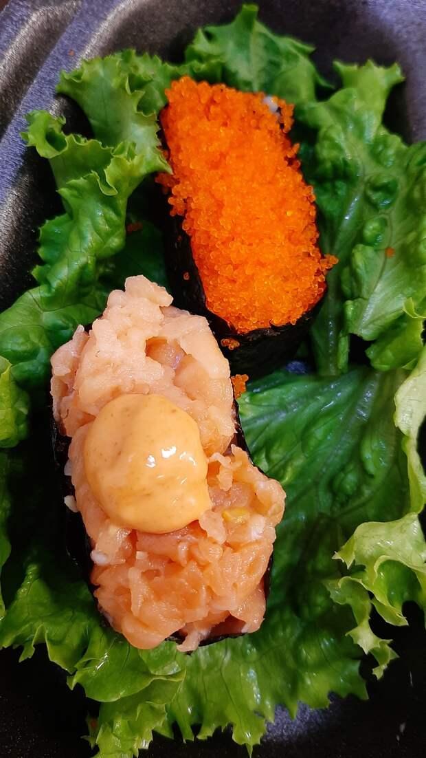 Японская кухня. Суши или роллы?