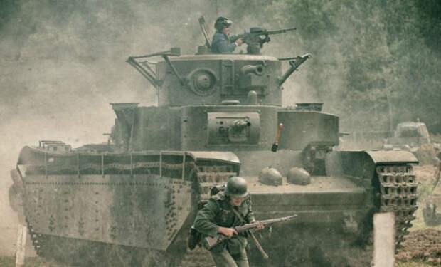 Бесполезные танки Второй мировой