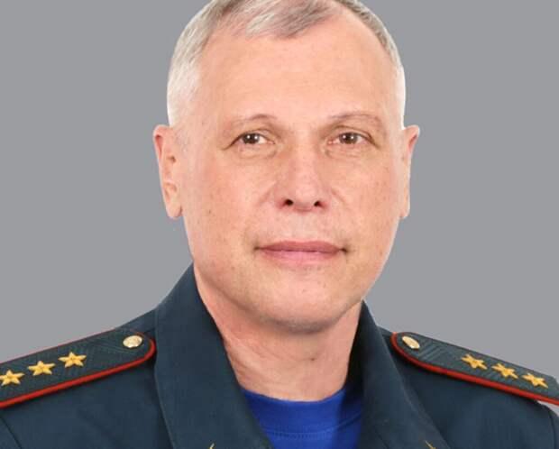 Путин назначил врио главы МЧС